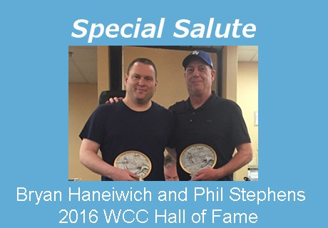 WCC Hall of Fame 2016